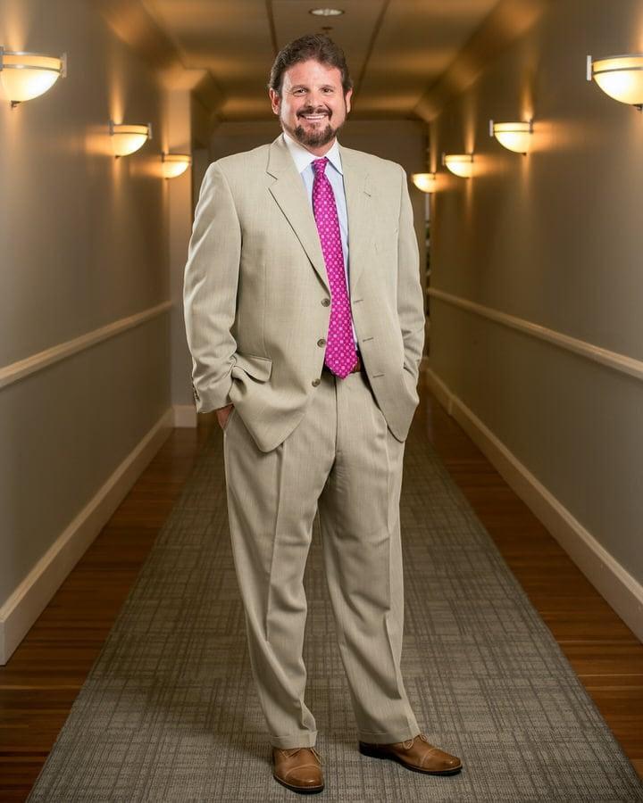 Professional portrait of Top Lawyer in Phoenix 2017