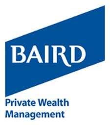 logo for Baird wealth management