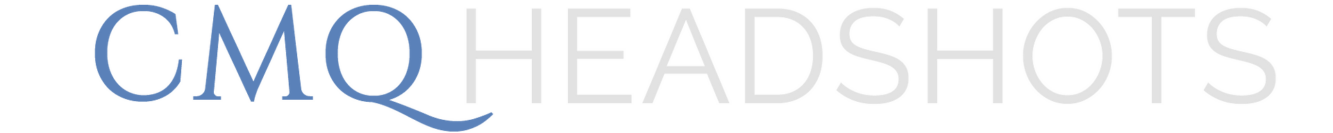 White transparent logo for website